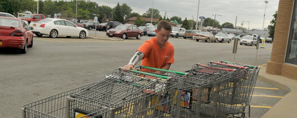 Cart Handler