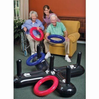 adult day ring toss