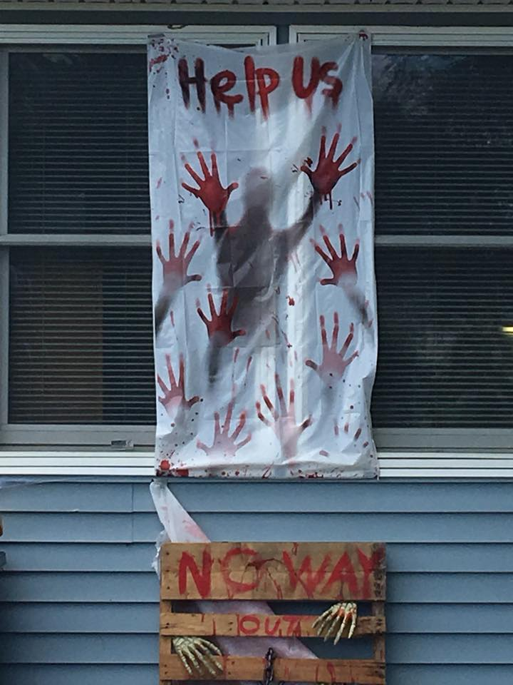 Comm Housing Halloween 3