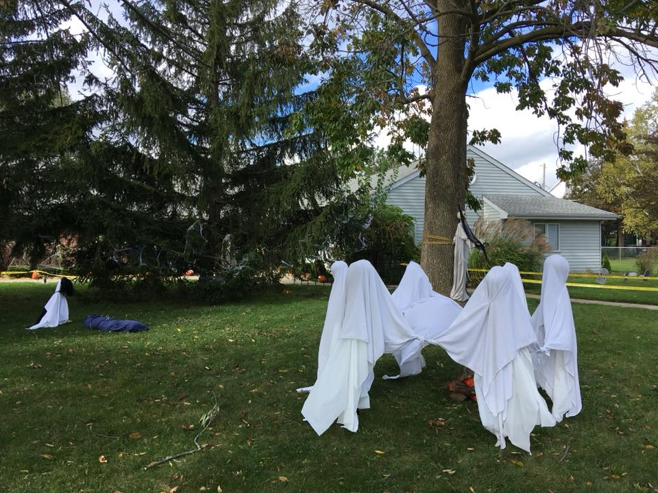 Comm Housing Halloween 4