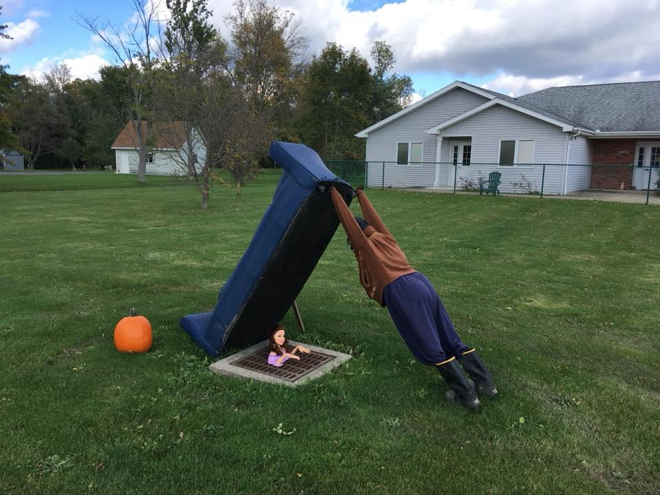 Comm Housing Halloween 5