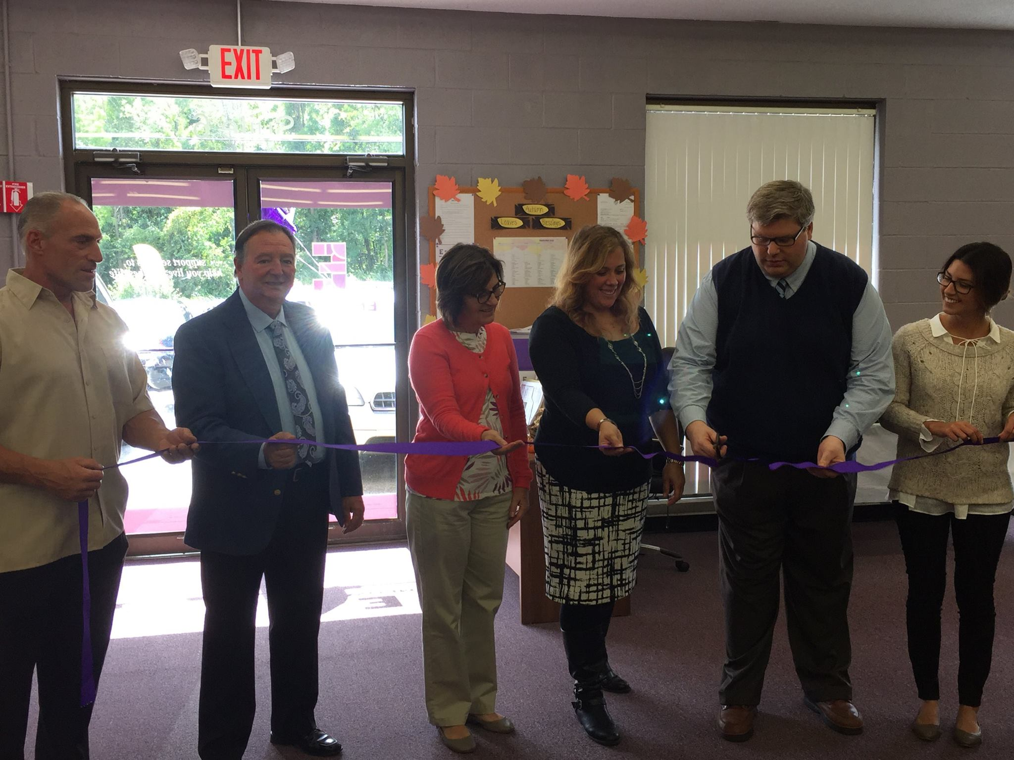 E4E Ribbon Cutting
