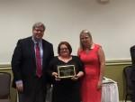 INternal Staff Awards diner Jill