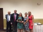 Internal Staff Dinner Caserta Award