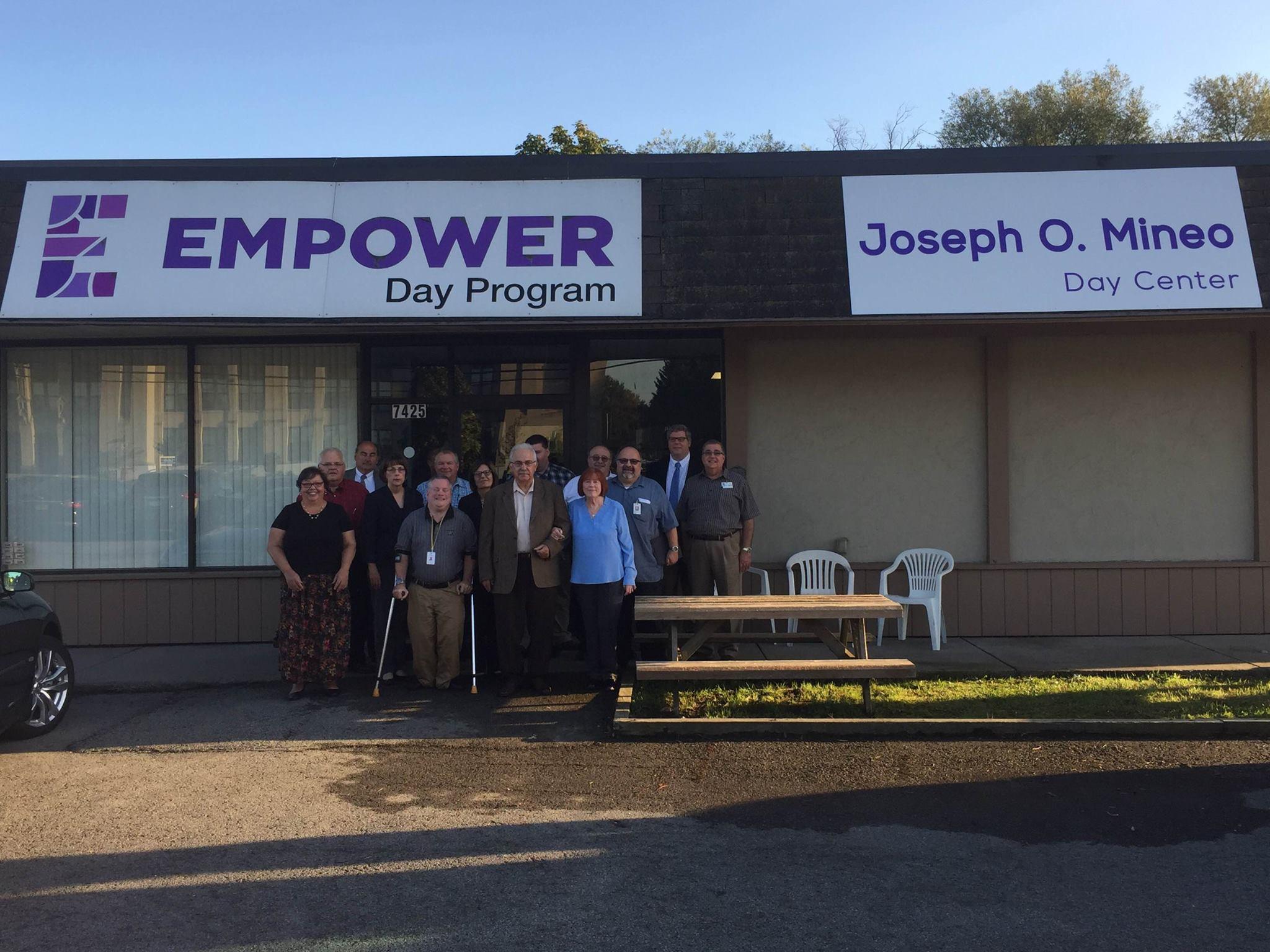 Joseph O. Mineo Day Center