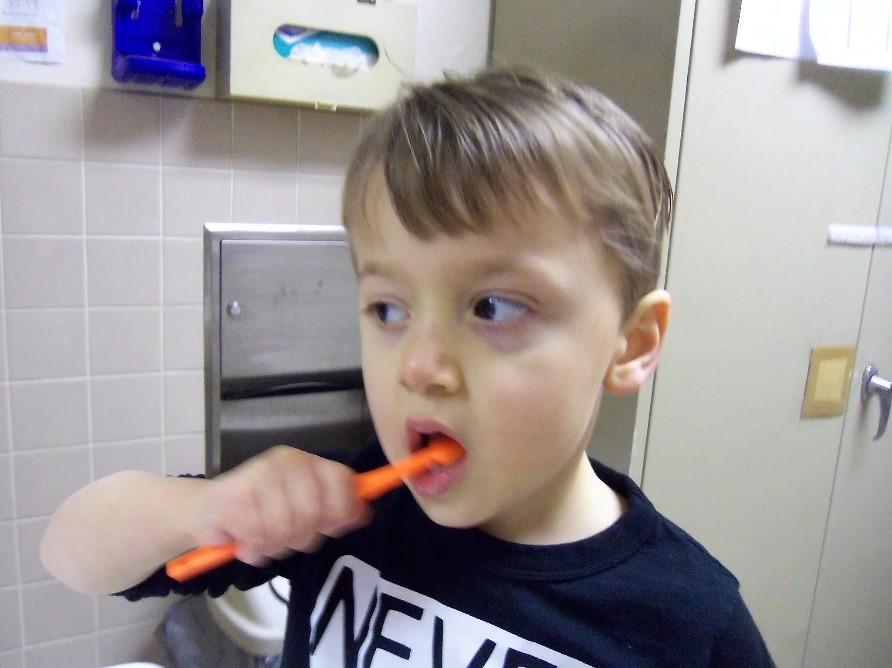 toothbrushing 2