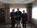 Faithful Funder Awardee: Niagara County Central Rotary Club