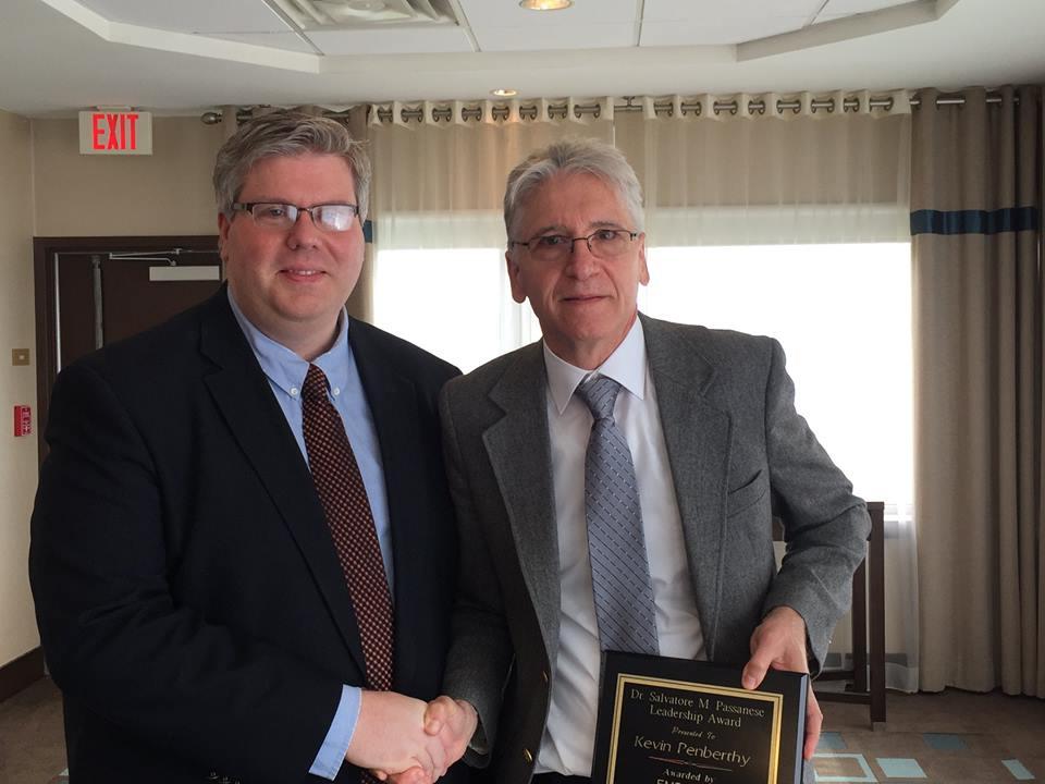 Passanese Leadership Awardee: Kevin Penberthy