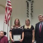 Brandy Carr, Teacher Aide, celebrates 5 years at Empower