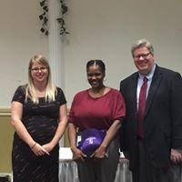 Nikki Benson celebrated 20 years at Empower