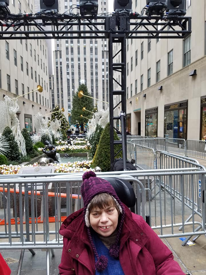 Stacey in NYC