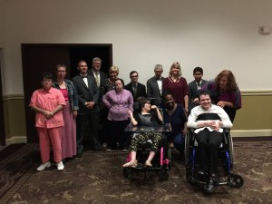 People of the Month honorees.